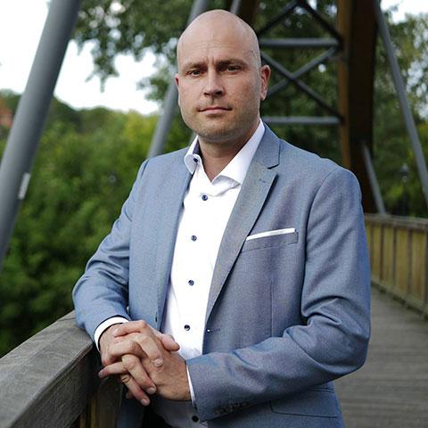 Daniel Münschke – Fraktionsvorsitzender, Mitglied im Hauptausschuss und in der Guben/Gubin Kommission