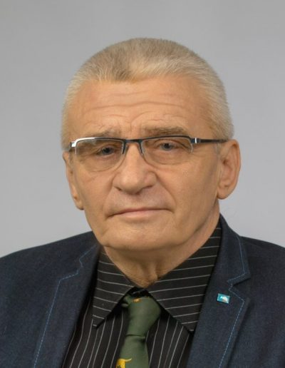 Roland-Gerhard Prauser – 1. Stellv. Fraktionsvors., Mitglied im Hauptausschuss, Ausschussvorsitzender Haushalt & Vergabe, Mitglied in der Vergabekommission
